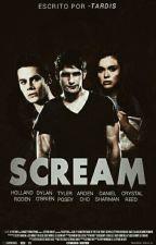 Scream (Teen Wolf) by -tardis