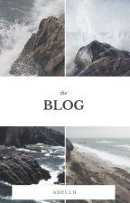 Blog by AdellH