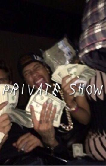 private show // e.d
