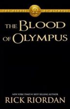 The Blood Of Olympus by BriannaIvorySimpson
