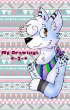 *~My Drawings 2~*  by cutecat1234