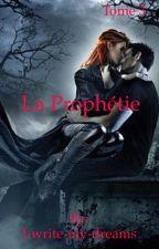 Vampire Hunter-  Tome 3, la Prophétie ! by I-write-my-dreams