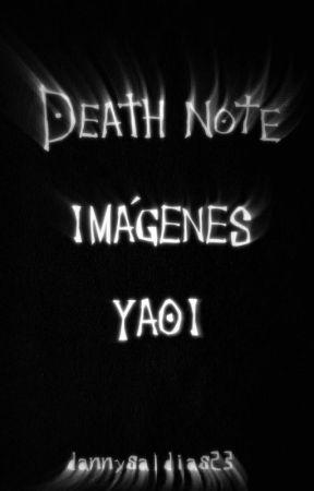 Death Note: Imágenes Yaoi by dannysaldias23
