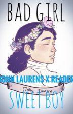 Bad Girl, Sweet Boy: John Laurens x reader (Modern AU)  by H20_Dammmnnn
