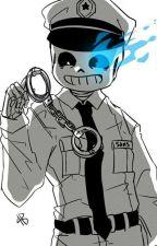 Kidnapped - UT!Sans X  Reader  by Miia1238