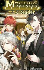 Mystic Messenger×Reader[ITA] by Ota_bek