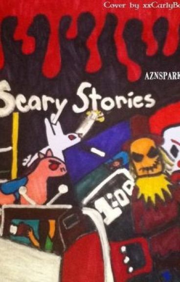 Scary Stories by aznsparkly