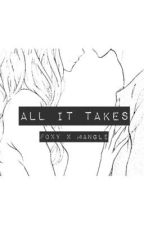 All it takes ||FNAF Fangle||Foxy X Mangle||Romance  by MariBaee
