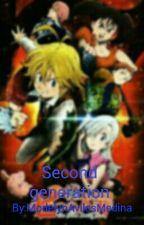 The Second Generation (Nanatsu no Taizai) by ModelynMedina