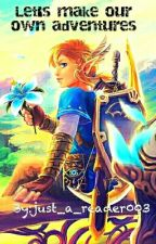 Breath of the Wild (Link x reader) by just_a_reader003