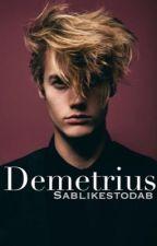 Demetrius by sablikestodab