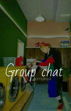 Group Chat; ji+kook by pornsjikook