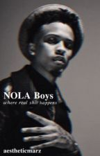 NOLA Boys {BXB} (EDITING) by AestheticMarz
