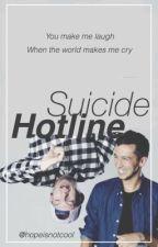 Suicide hotline | Joshler by dobbyvanity