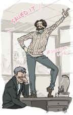 The fandom called Sherlock  by SULapisLazuli