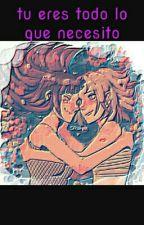 tu eres todo lo que necesitó by sakura-SxS