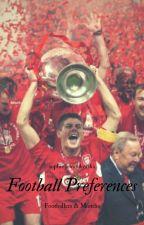 Football Preferences (Footballers and Months) by SophieLewandowska28