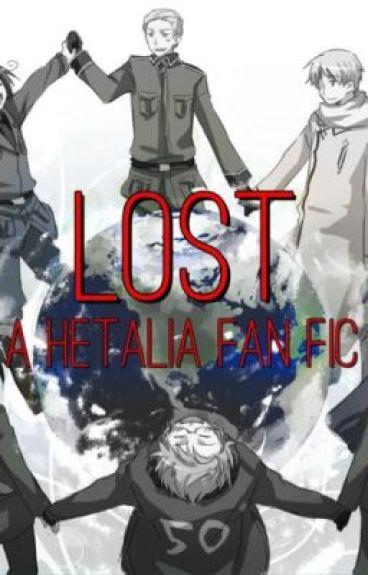 Lost, A Hetalia Fan Fic