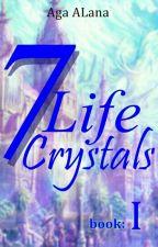 7 Life Crystals by aga_alana