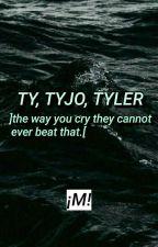 Tyjo, Ty, Tyler by M00NST0NER