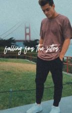 Falling for the sitter G.D by local_janoskians