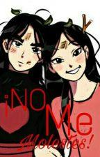 No Me Molestes© - Pucca ~ Garu by EunHae_Oficial