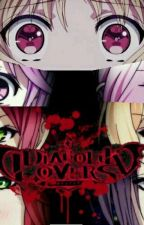 Diabolik lovers kittens x OC by kedaboo03