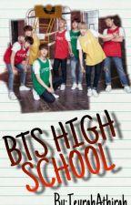 BTS HIGH SCHOOL by IeyrahAthirah