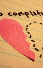 You Complete Me by aurorangela