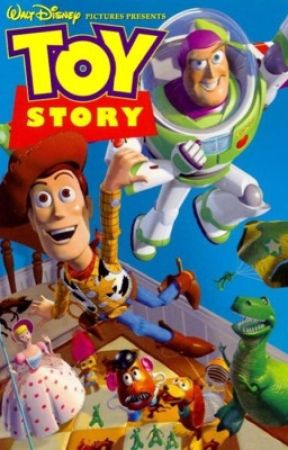toy story ocs included - Toy Story Christmas Special