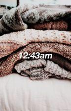 12:43am || ian carter by -lemonluke