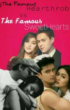 The Famous Hearthrobs Vs The Famous Sweet Hearts (Editing) by justwannath