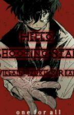 [Villain!Izuku x Reader] ♣Hello Shooting Star♣ by Andy_Avis_Cipher_2_