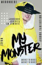 My Monster;; jikook by Madwnicwrn