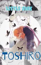 Little sick Toshiro by cardcaptorusakura