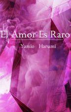 El Amor Es Raro.... //Deuz X Bonnie FNAFHS// by YamioHarumi