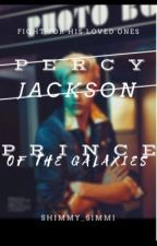 Percy Jackson -The Prince of The Galaxies by shimmy_simmi
