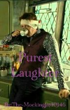 Purest Laughter (George Weasley X Reader) by The-Mockingjay10146