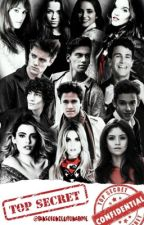 Top secret |Elenco de Soy Luna| by fansofonceuponatime