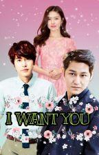 I want you by NurLeviAna