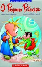 O Pequeno Príncipe  by StouShawnteada