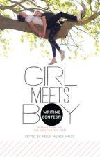 Girl Meets Boy - Wattpad Contest by KellyMilnerHalls