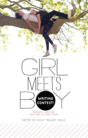 Girl Meets Boy - Wattpad Contest by KellyMilnerHalls