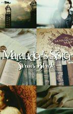 A Marauder's Sister||Sirius Black by MissMcKaganIero