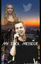My Idol messege | l.h by xkaczkajednorozecx