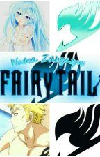 Wodna Zabójczyni ( Fairy Tail ) by SweetLemon3