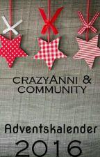 Adventskalender 2016 by crazyAnni