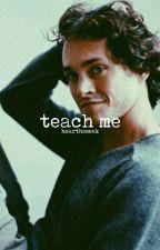 teach me ♡ vhope by hearthoseok