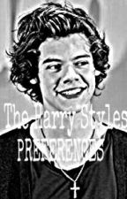 -**-THE HARRY STYLES PREFERENCES-**- by cyvilsanchez