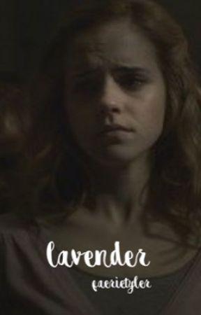 LAVENDER    joshler by faerietyler